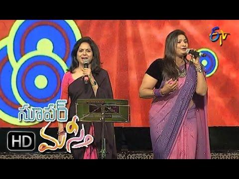 Gudi Lona Na Swami Song | Sunitha,Vijayalakshmi Performance|Super Masti|Narasaraopet|23rd April 2017