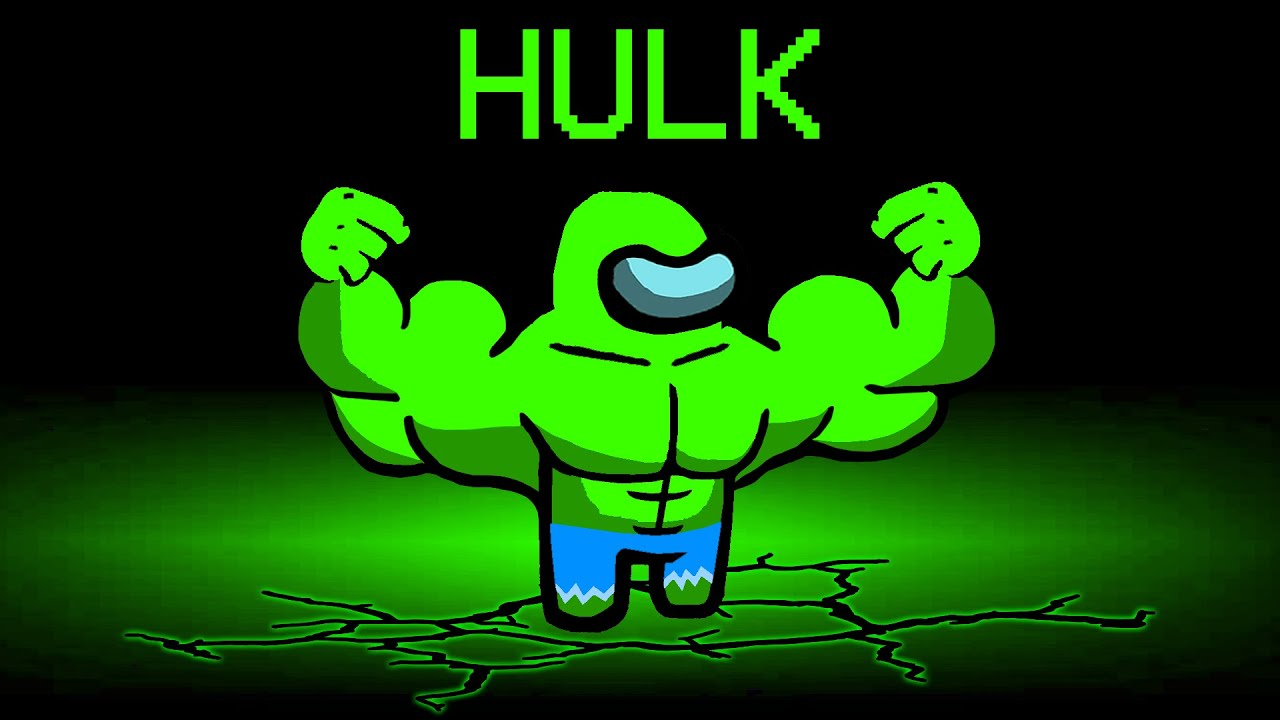 Download Among Us With NEW HULK ROLE!