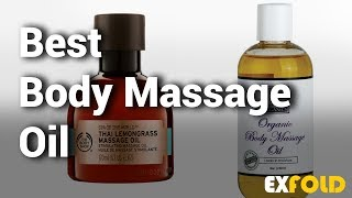 12 Best Body Massage Oils with Review & Details