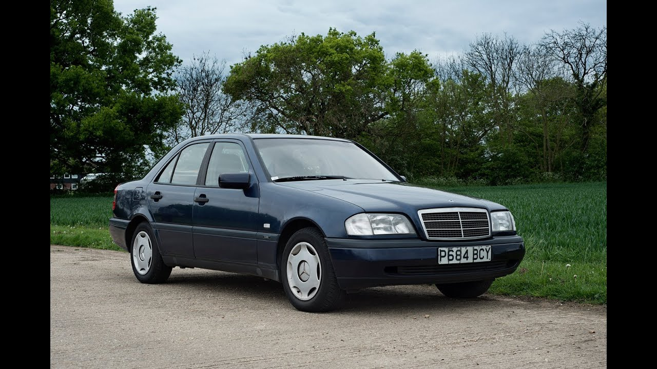 1996 mercedes benz c180 classic w202 video review youtube for C180 mercedes benz