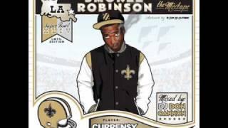 Curren$y- 17.5 Cannons  (Smokee Robinson Mixtape)