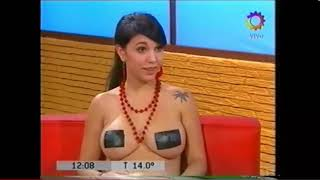 Baixar NSFW MOMENT GUEST SINGLE NAKED ON LIVE SHOW TV