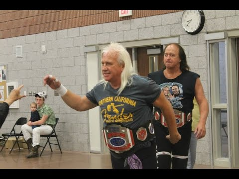 Southern States Wrestling Classics episode 5 Rock N Roll Express