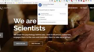 Facebook Pixels How to create custom website audience - Imapro.in
