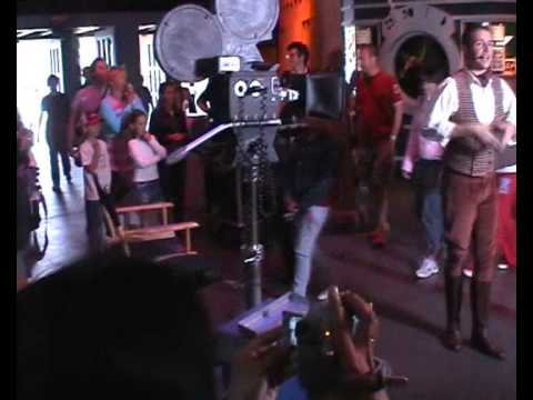 Inside Studio 1, Walt Disney Studios Park 2006