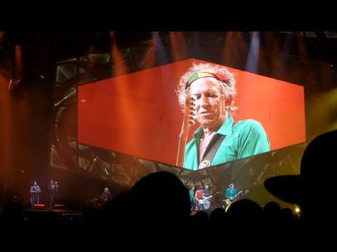 The Rolling Stones - Honky Tonk Women - Perth Arena - 29th Oct 2014