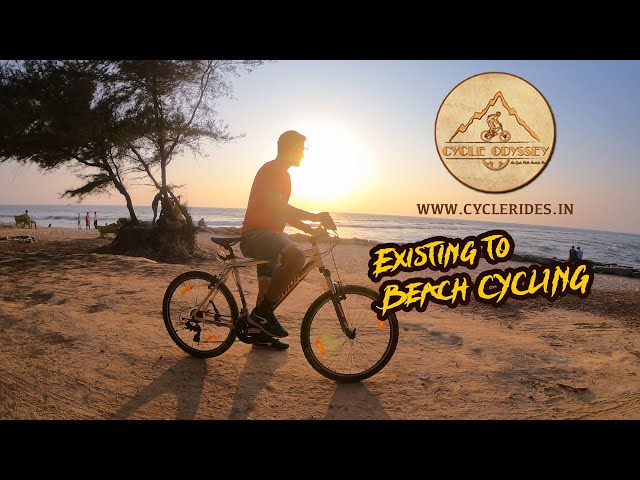 Beach Cycling Tour in Mangalore, Karnataka, India at Mantra Surf Club!