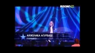 АНЖЕЛИКА Агурбаш - Я буду жить для тебя. RUSONG TV