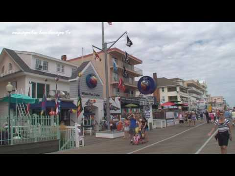 Ocean City, Maryland - Fun on the Boardwalk