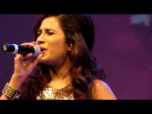 Shreya Ghoshal- Teri Meri Prem K