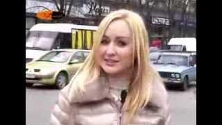 """Фотообои ТМ Арт-обои в программе """"Променад"""". 11 канал, Днепропетровск."""