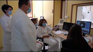 Ad Atessa riapre la Radiologia. Primi esami con la nuova Tac