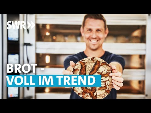 Mit Liebe und Zeit – Bäcker, die richtig gut Brot backen   SWR Treffpunkt