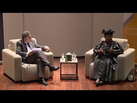 Saving lives, saving economies: In conversation with Dr. Ngozi Okonjo-Iweala