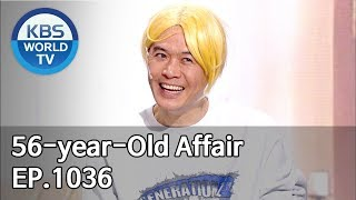 56-year-old Affair | 쉰여섯 밀회 [Gag Concert / 2020.02.22]