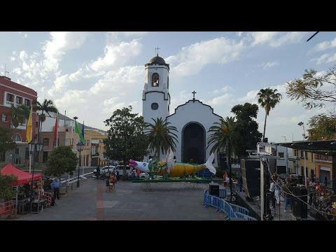 Entierro de la Sardina, San Andres y Sauces.