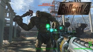 Fallout 4 : Gameplay 15 Minutes HD 1080p 30fps - E3 2015
