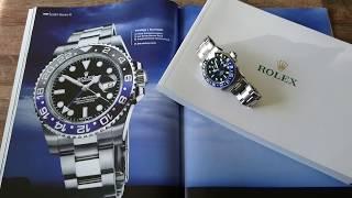 "Den Hype wirklich wert? Rolex GMT Master 2 ""Batman"" - Referenz 116710BLNR / Watch Talk # 8"