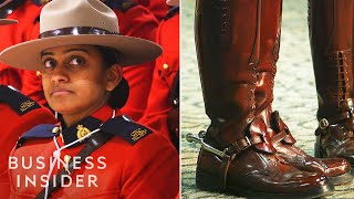 How Canada's Iconic Mountie Uniforms Are Made | Boot Camp