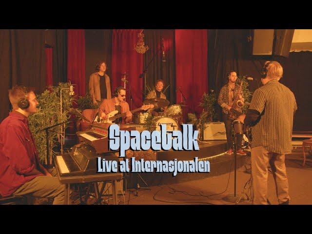 Dark Roast - Spacetalk (Live)