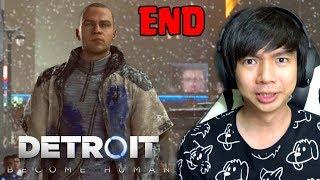 Akhir Dari Game Detroit Become Human Indonesia   Part 17 (END)