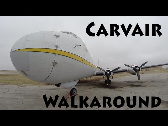 Carvair Walkaround