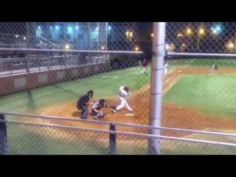 Mater Dei's Tyler Adkison hits a walk off single vs. JSerra (May 1, 2012)