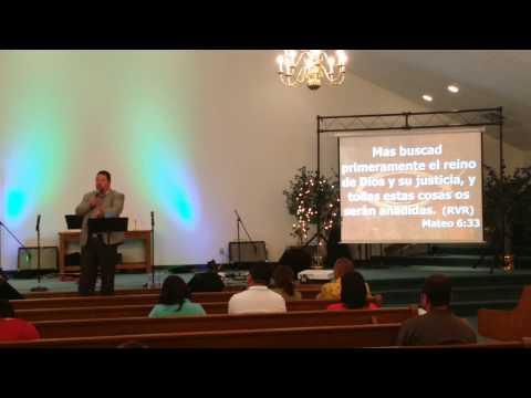 Tema: Frialdad espiritual video 1 de 2