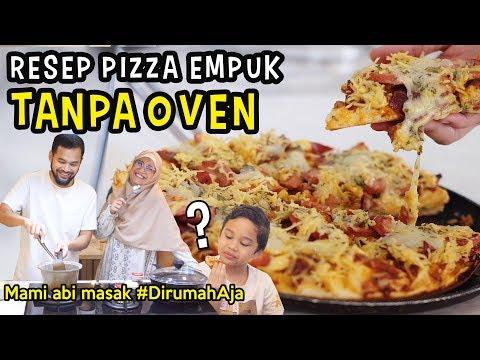 Video You Tube Cara Membuat Pizza Tanpa Oven