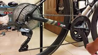 Shimano Ultegra R8000 直上 42T飛輪 (Does Shimano Ultegra R8000 work with a 42 cassette?)