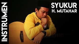 Lagu Wajib Syukur - Fingerstyle