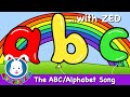 The Alphabet Song With Zed | Nursery Rhymes video