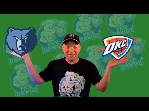 Oklahoma City Thunder vs Memphis Grizzlies 3/24/21 Free NBA Pick and Prediction NBA Betting Tips