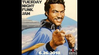 Tuesday Night Funk Jam @ Asheville Music Hall 6-26-2018