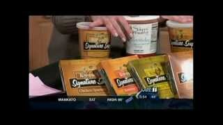 Eating for Swimsuit Season (Spring 2012 on KARE 11)