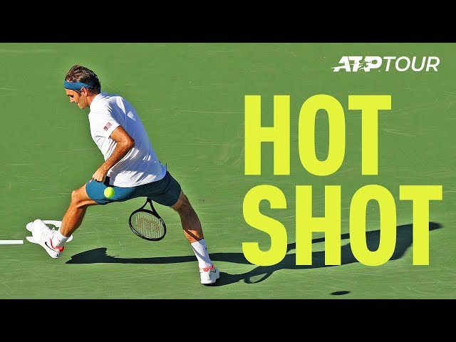 Hot Shot: Federer's Magic Not Enough In Epic Rally In Indian Wells 2019 Final