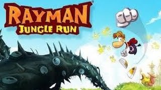 Rayman Jungle Run - PC Gameplay Walkthrough - (level 1 - 10)
