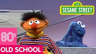 Sesame Street: Smart Thinking with Cookie Monster and Ernie | #Throwback Thursday