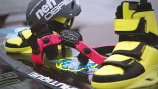 DonJoy | Matt Crowhurst | Knee Protection for Wakeboarding