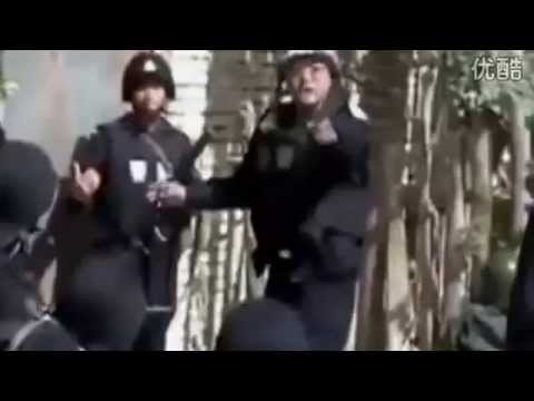 Civilians assist police to eliminate terrorists in northwest China