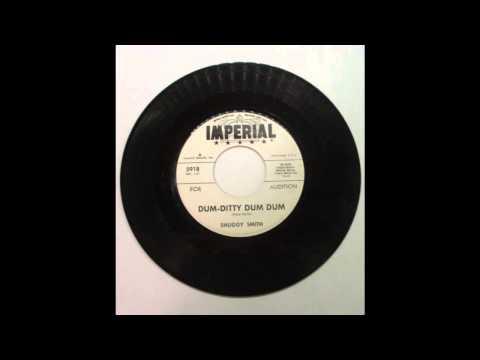 SHUGGY SMITH - DUM DITTY DUM DUM - 45 rpm Promo - Imperial Records