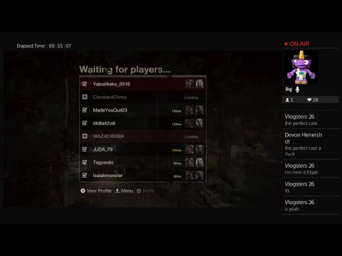 Any character you want me to play as!  - Friday the 13th (Livestream)