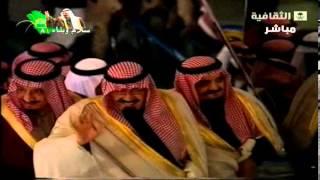 الملك عبدالله بن عبدالعزيز ( عندما وجد الطفلة الضائعة في سوق العقارية بالرياض )