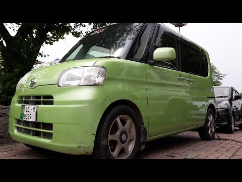 Daihatsu Tanto 2012 Model Complete Review