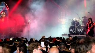 Marilyn Manson Concord Pavilion July 7, 2015  Third Day of a Seven Day Binge Live