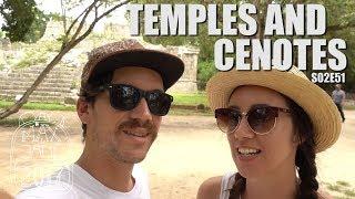 Merida, Mexico | Chichen Itza & our first Cenote! | Central America Travel Vlog E51