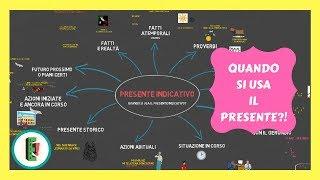 استخدامات زمن المضارع في اللغة الايطالية - USI PRESENTE INDICATIVO 3A  تعلم الإيطالية مع إيوركا 48#