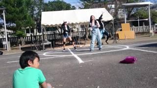 NHKのど自慢 徳島 阿南市に出てた中学生 お祭りで歌ってくれました.