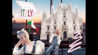ITALY 2018 ❤️🇮🇹 Milan Verona Como Gardaland