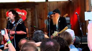 Roky Erickson + Billy Gibbons play Two-Headed Dog SXSW 2011